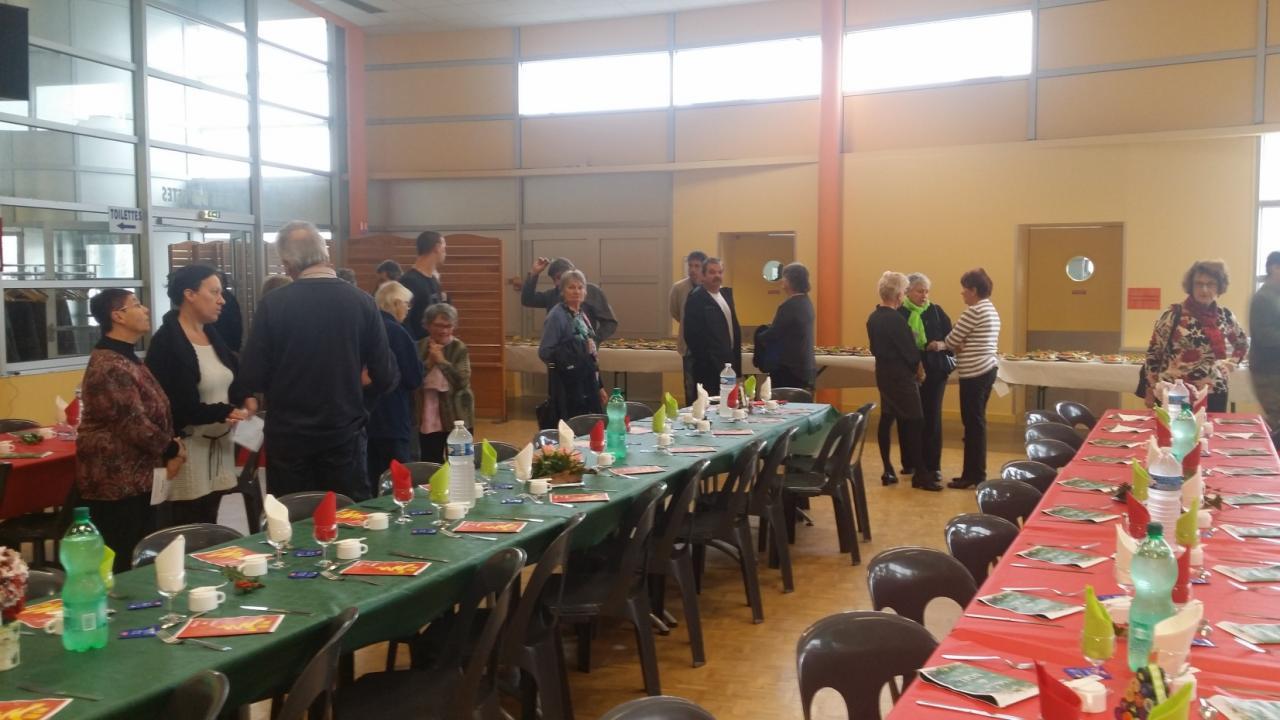 Repas Solidaire 2015 - Saint Viaud