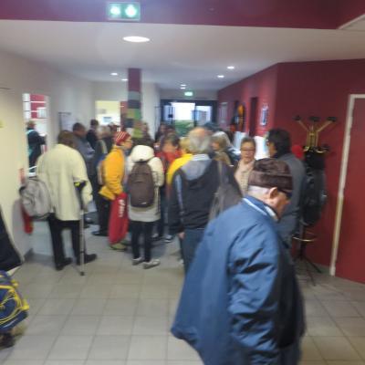 Sortie à Brocéliande 2018