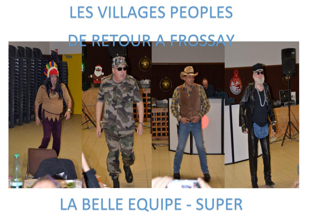 Les Villages PEOPLES